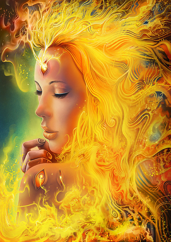 En En - Fire Hair