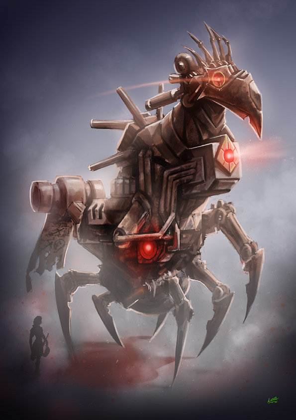 Hawk Cybot