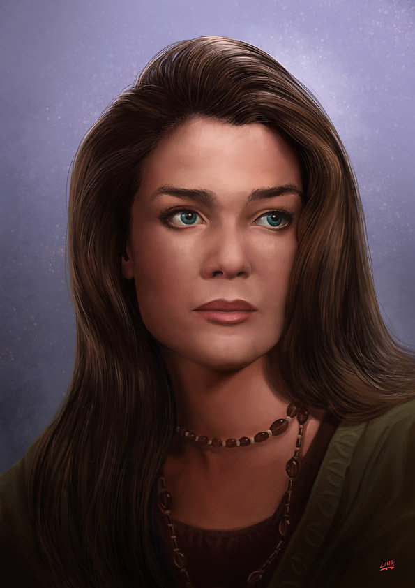 Babylon 5 Susan Ivanova