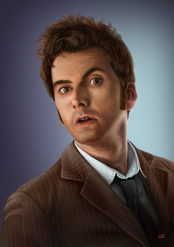 Docteur Who David Tennant