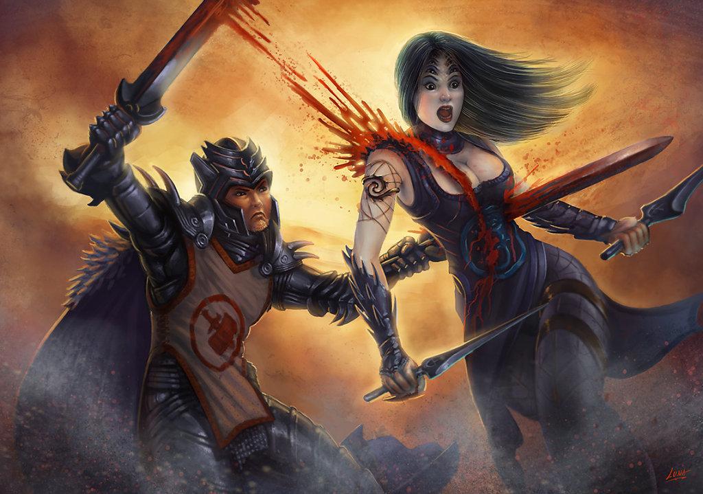 Killing - Dragon Dead