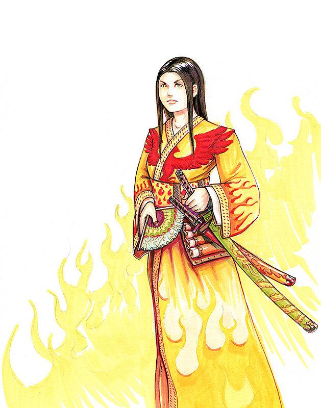 Izawa Jun - L5R