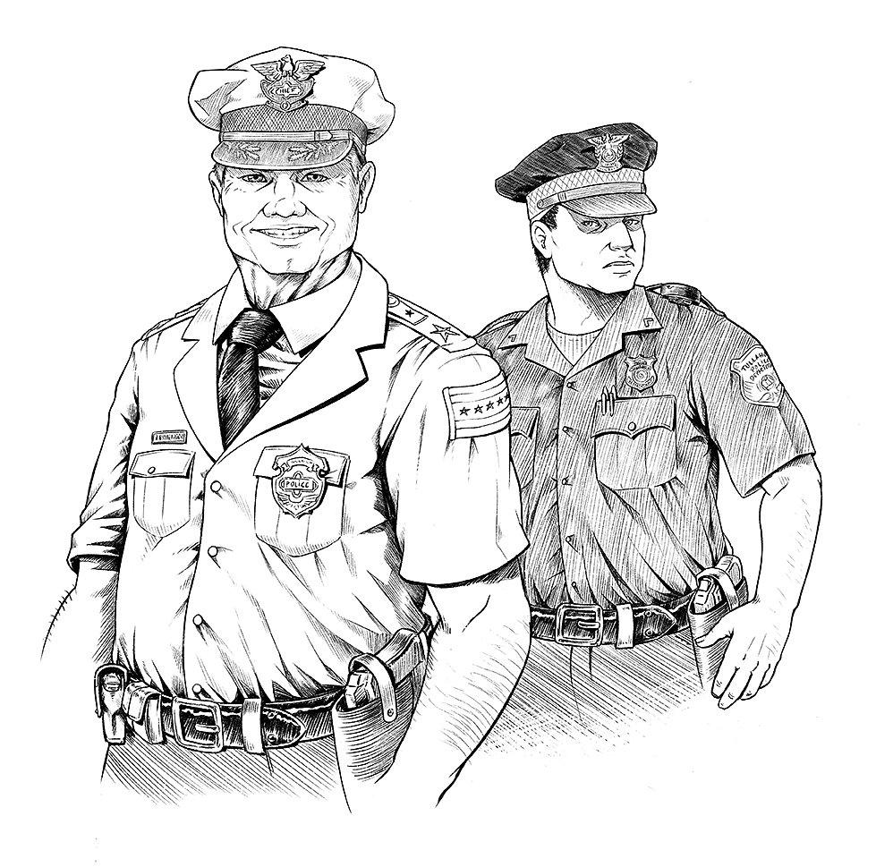 Hartmann Schweitzer et Lionel Deprez