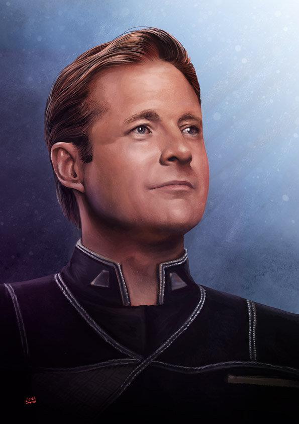 Babylon 5 Jhon Sheridan