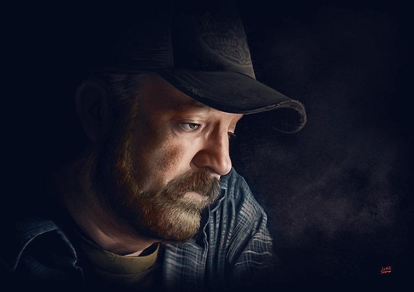 Supernatural Bobby