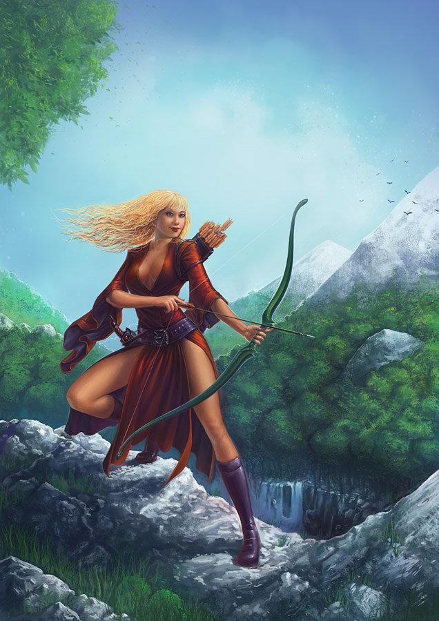 L'Archère des Quatre Vallées