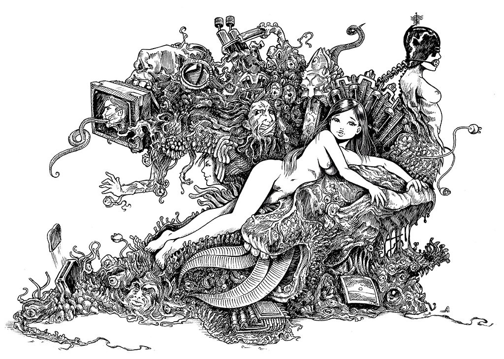 Venus de blob