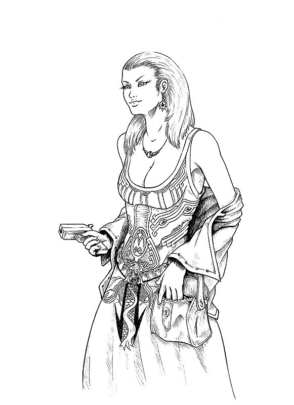 Lady Gun