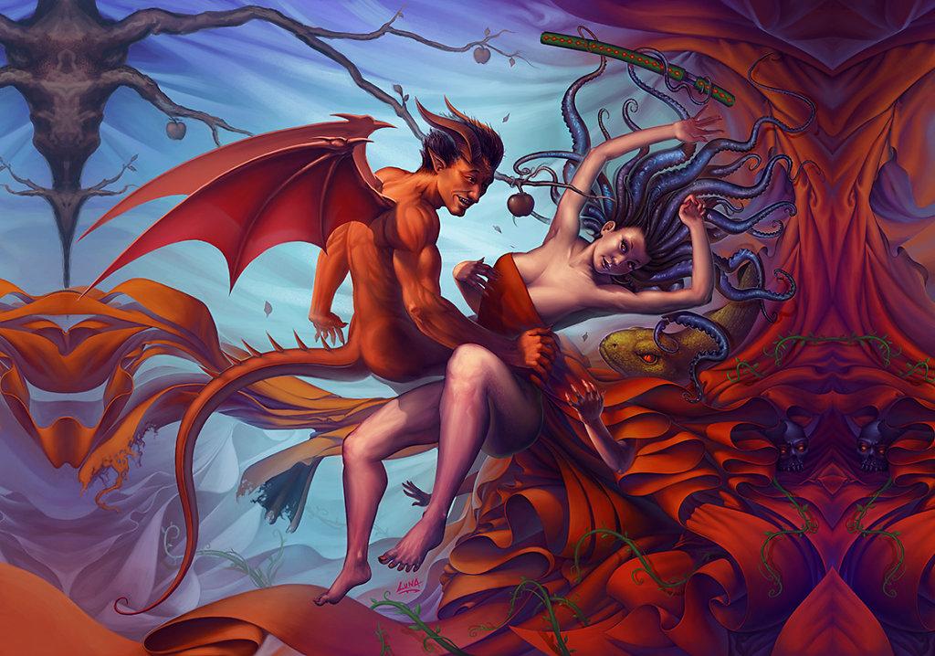 Devil Maiden