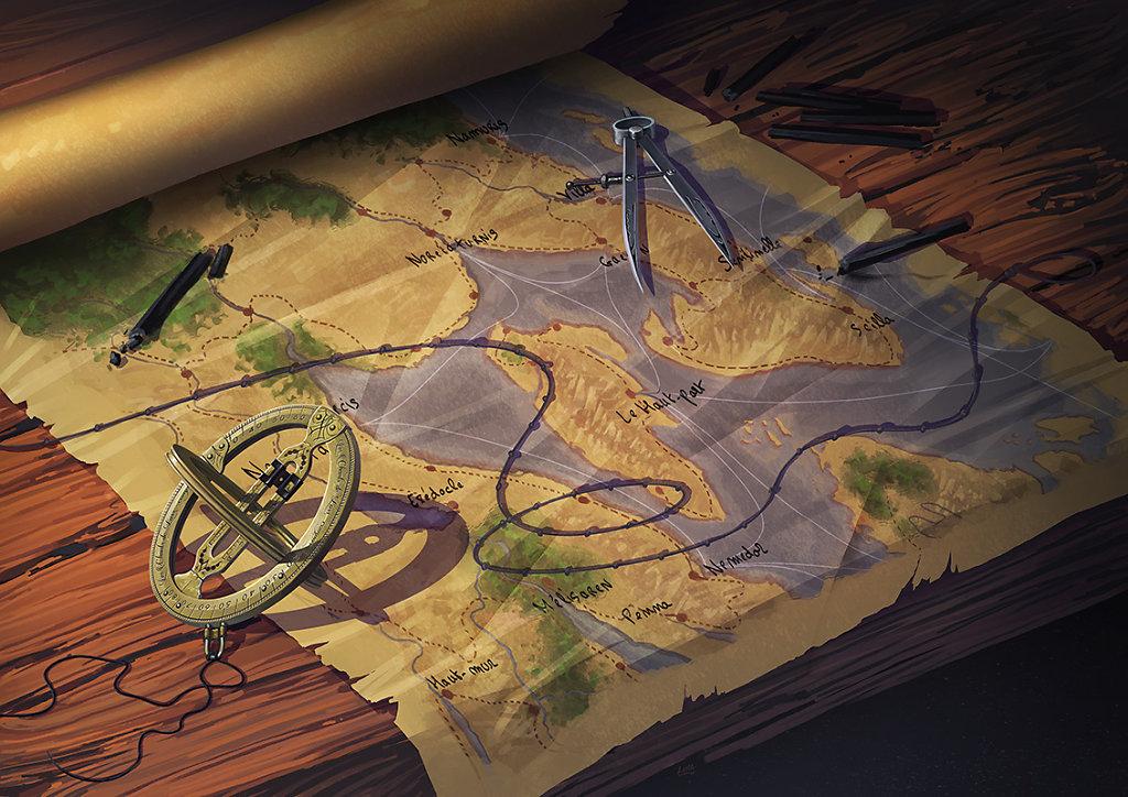 Kit d'explorateur